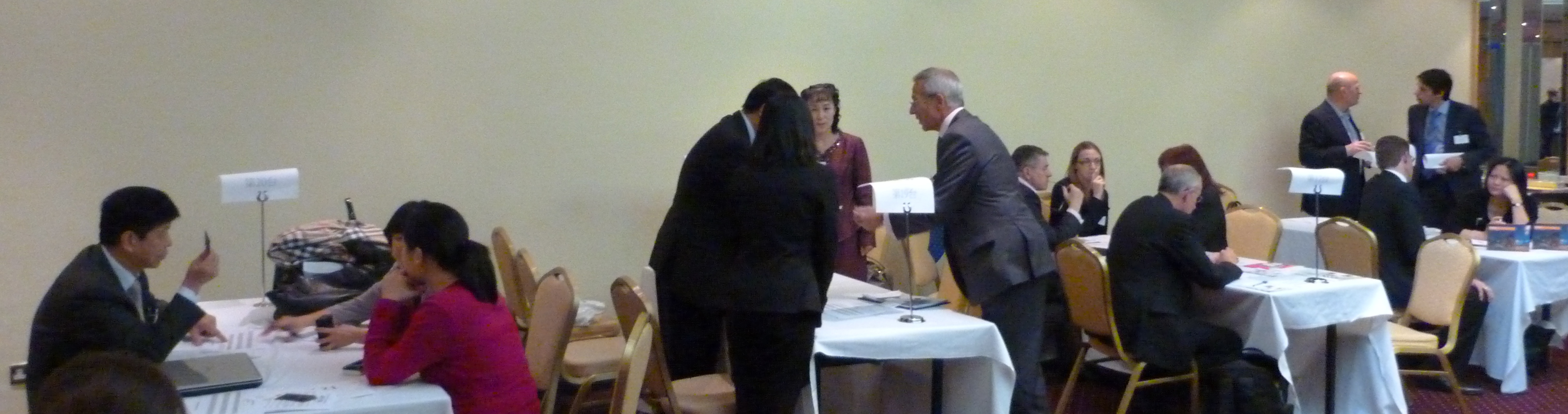 from Brennan business matchmaking meeting