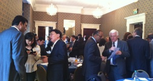 Networking event for Jiangsu business and Thames Valley Berkshhire region