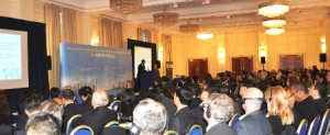 Over 200  delegaes met in London - Thames Valley to further trade and investment partnership